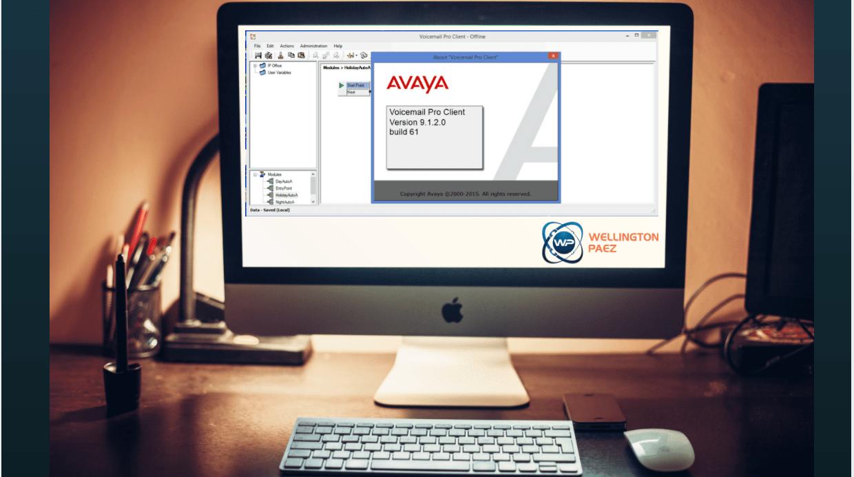 Voicemail Pro Server Upgrade By Wellington Paez