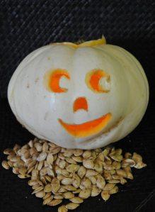 Weekly Recipe – Caramelized pumpkin seeds