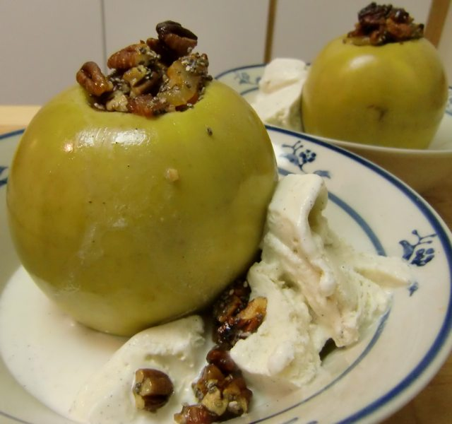 Weekly Recipe – Stuffed Baked Apples