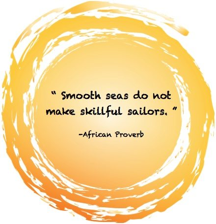 Monday Inspiration – Smooth Seas