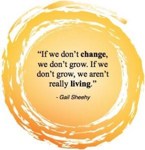 Monday Inspiration Change