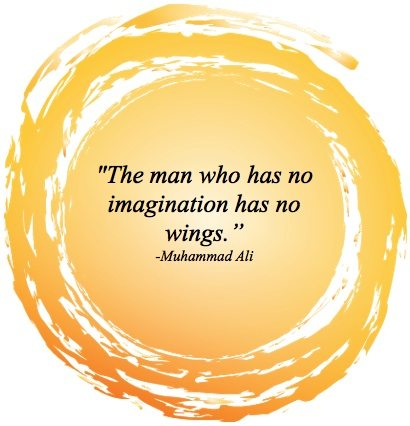 Monday Inspiration July 24, 2012 Imagination