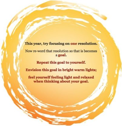 Three Tips for New Year's Resolution Success