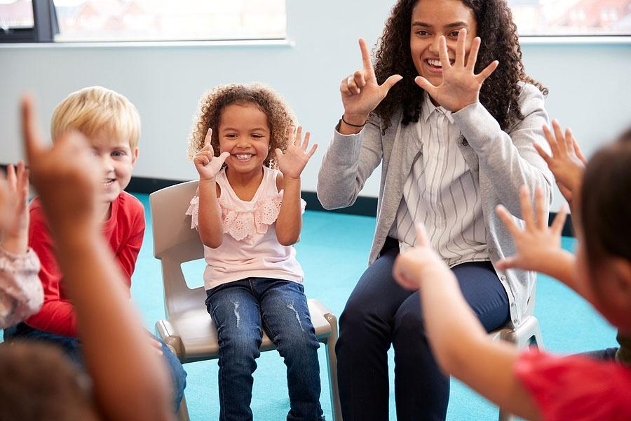What is a Montessori Prepared Environment - Montessori private kindergartens - Montessori West