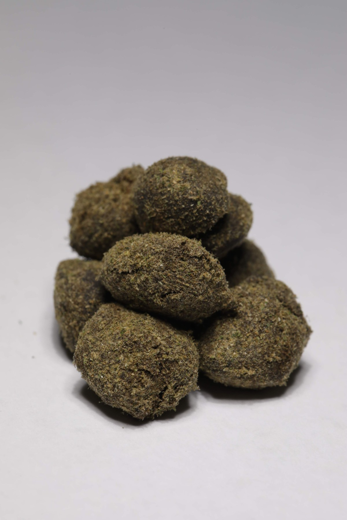 image of a pile of cbd moon rocks