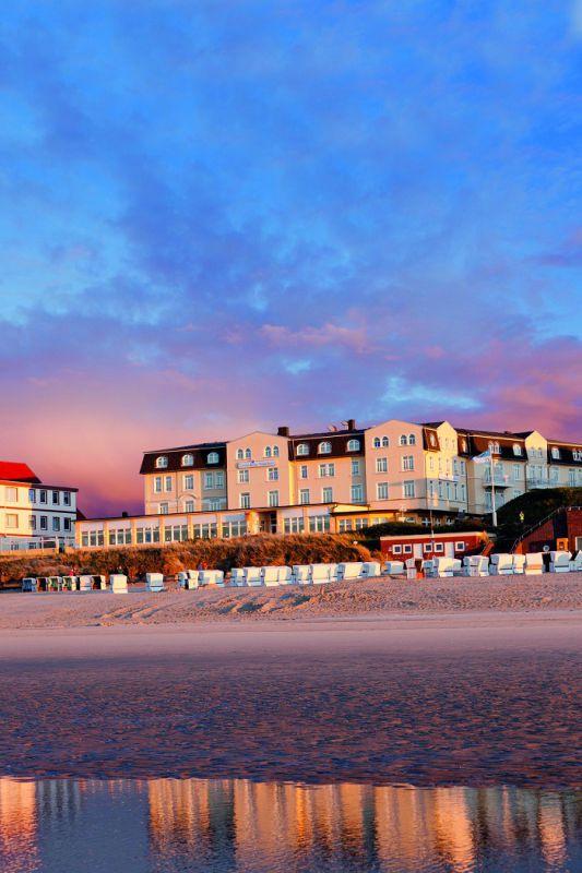 Upstalsboom Strandhotel Gerken 187 Nordseeheilbad Wangerooge