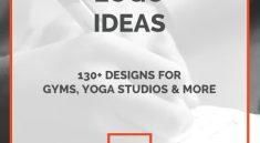 Fitness Logo Ideas 130 Designs For Gyms Yoga Studios More