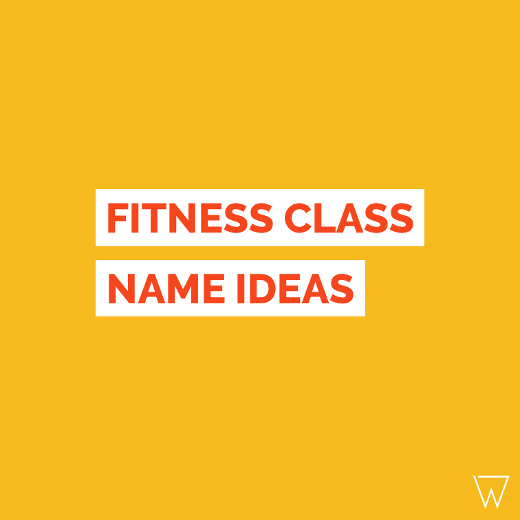 catchy hiit functional fitness class