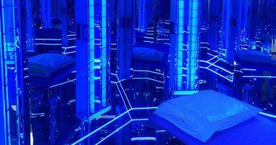terapia azul