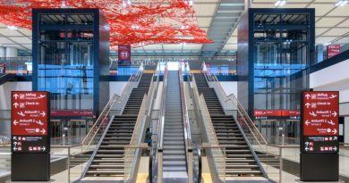 aeropuerto internacional de berlin