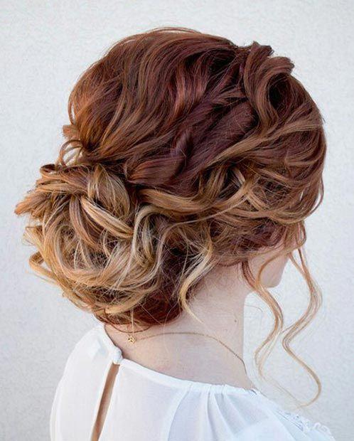 messy hairbun hairstyles for women 2020