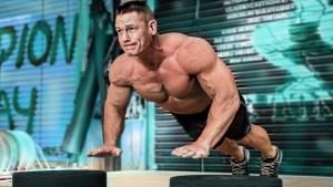 John Cena Gym Workout