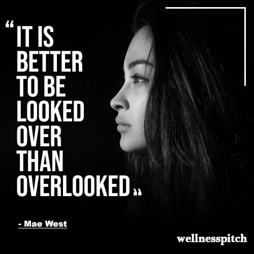 it is better to be looked