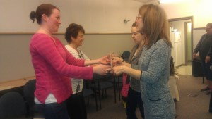 Team Building Helium Activity 2