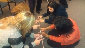 Team Building Helium Activity 3