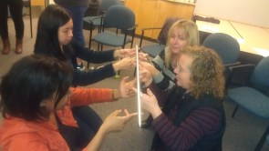 Team building Helium Stick 1