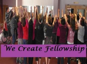 We Create Fellowship