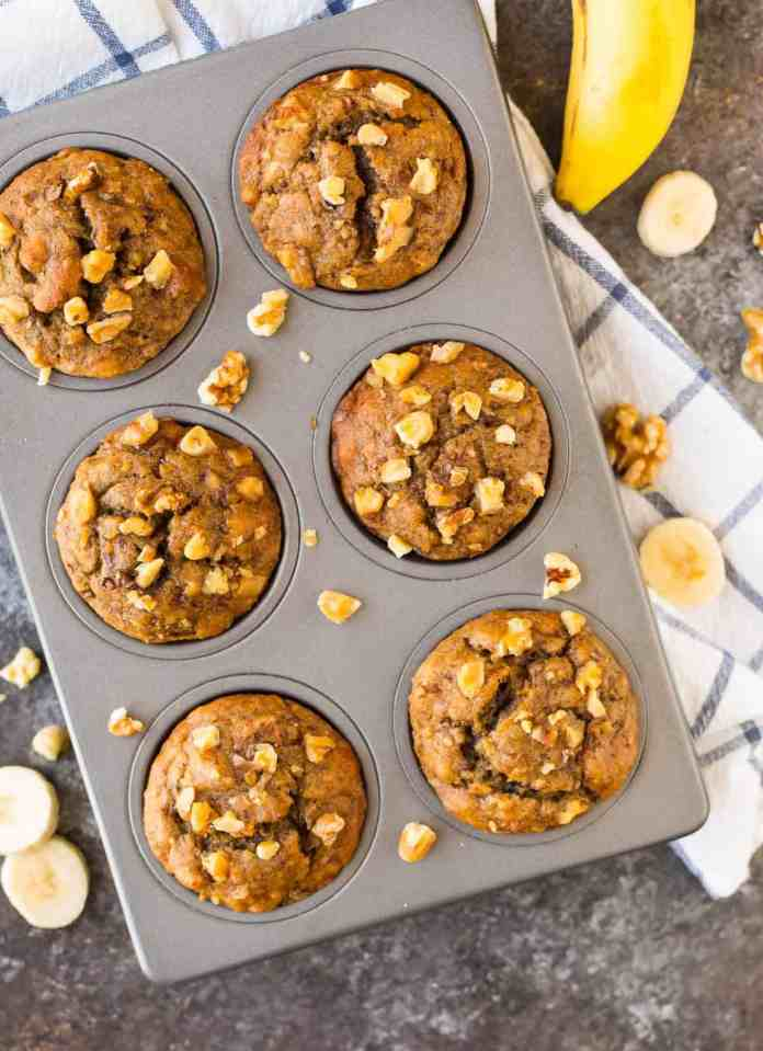 Baked treats in a pan