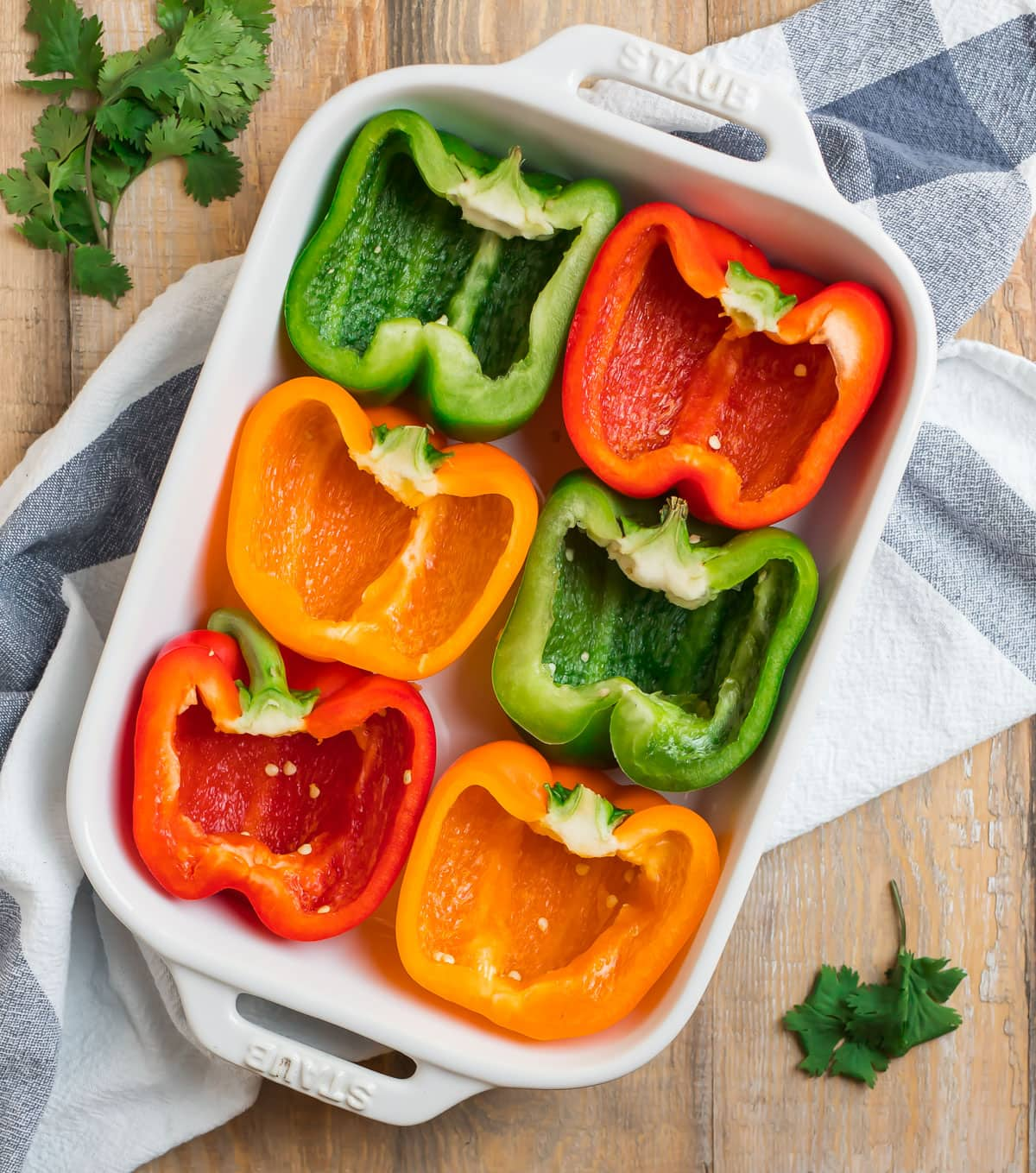 mexican stuffed peppers tasty easy