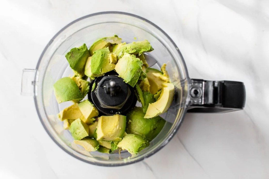 avocados for healthy ice cream