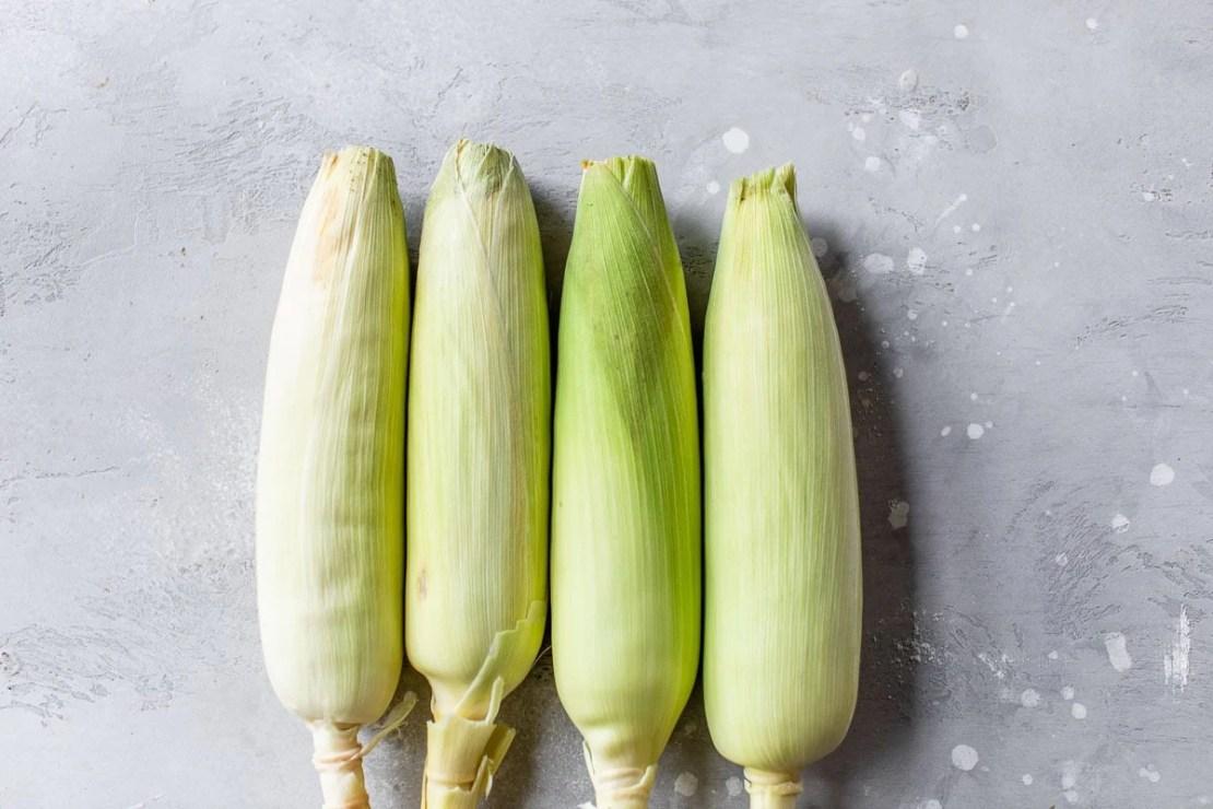 corn in the husk