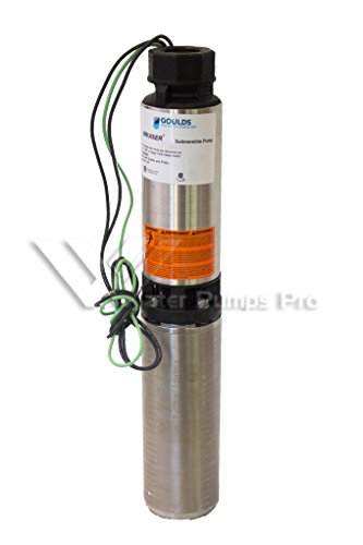 Goulds Submersible Motor