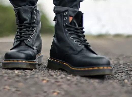 Dr. Marten's For Life: Lifetime Guarantee Shoes