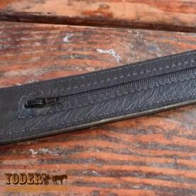 Money Belt Zipper