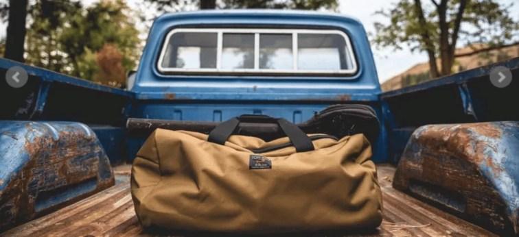 Durable Duffel Bag