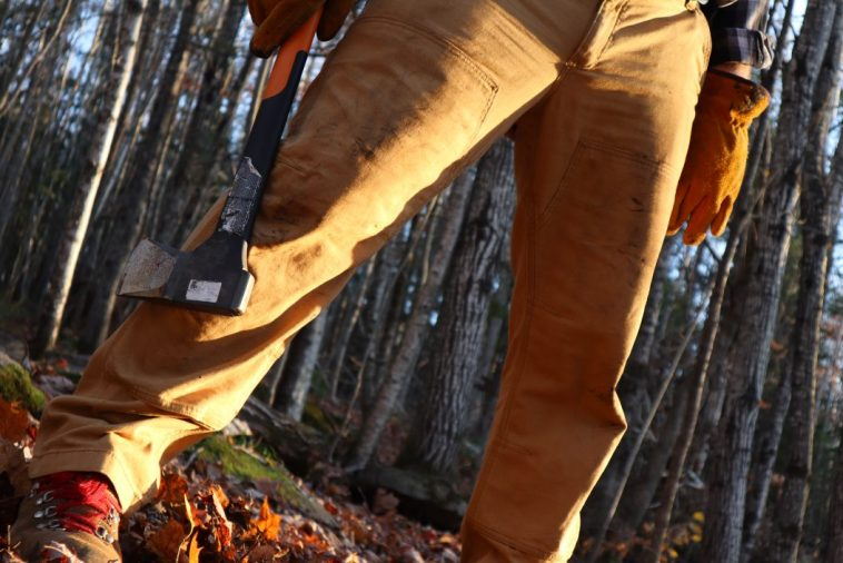 Rigby Rugged Flex Carhartt pants review