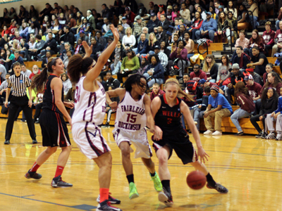 Women's Basketball Defeated By No. 5 FDU-Florham In NCAA ...