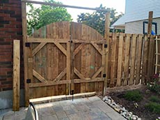 Landscaping Oakville Burlington Fences