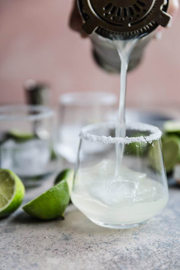the only margarita recipe you'll ever need!