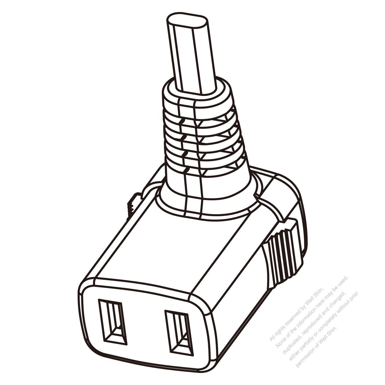 M 2 Connector