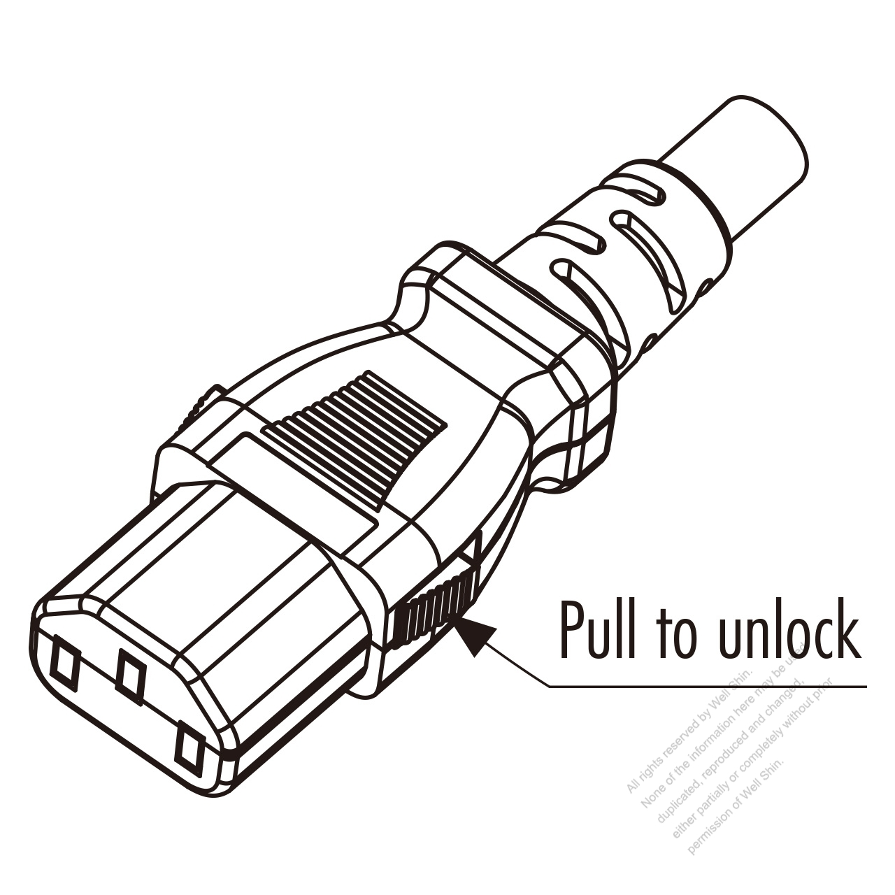 7 Pin Connector
