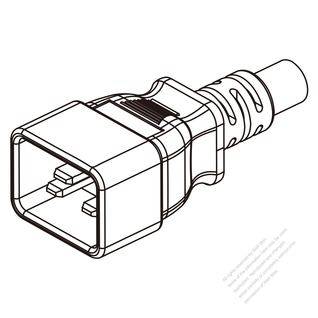 15 Pin Connector