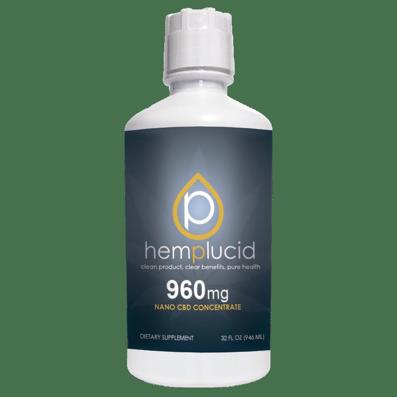 Hemplucid Nano CBD Concentrate