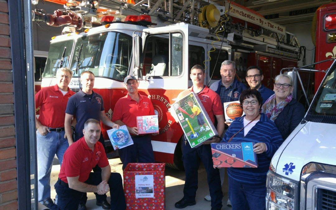 Toy Drives for Wellspring's 20th Annual Holiday Store