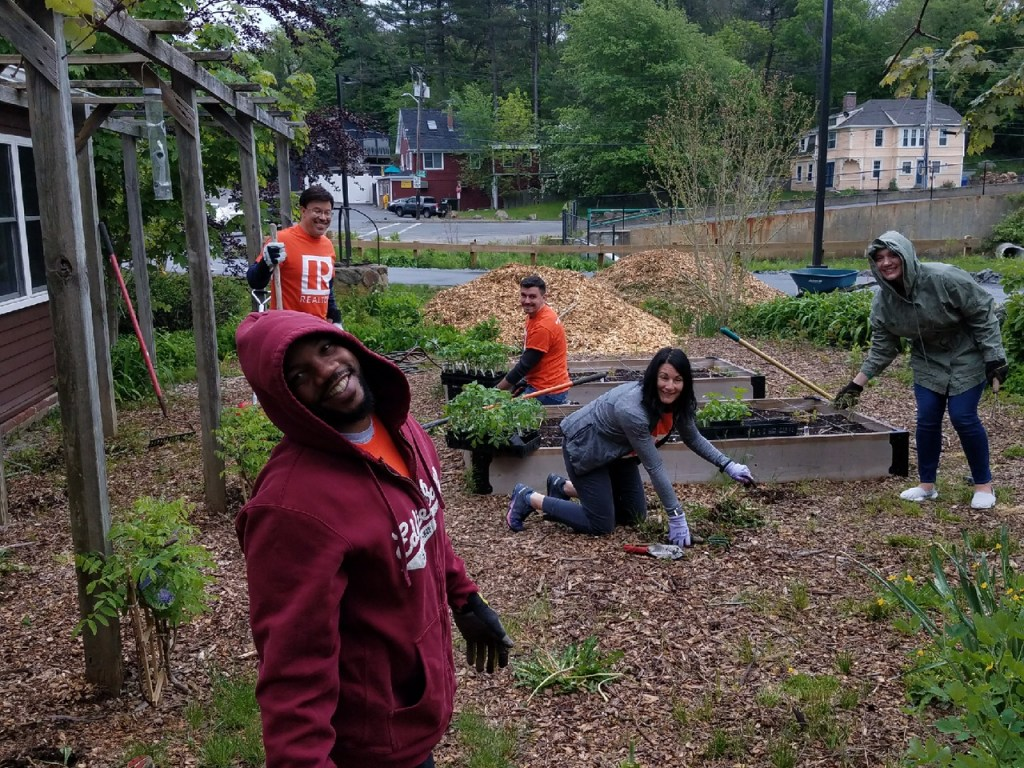 Volunteer Groups Needed to to Help with Wellspring's Gardens