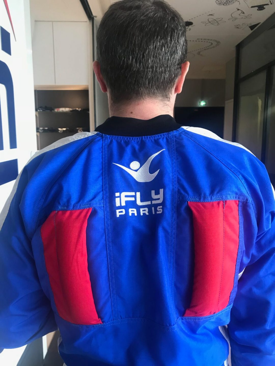 ifly paris vol