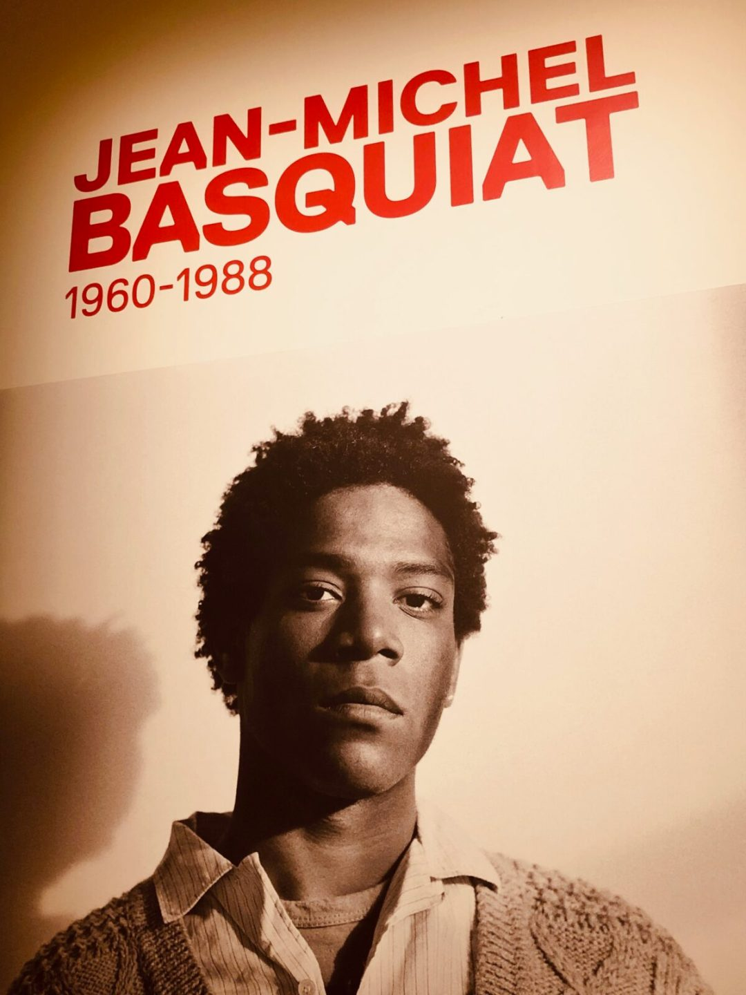 basquiat exposition paris