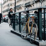 Faire du vélo à paris