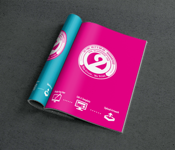A4 Booklet / Brochure Printing