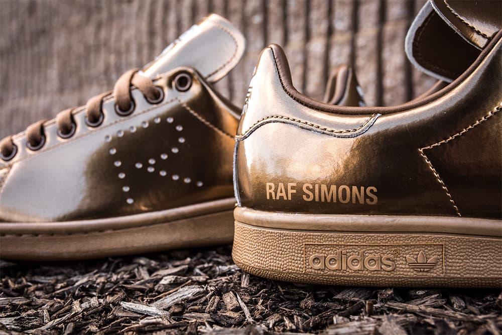 Raf Simons x adidas Originals Stan Smith Copper 5