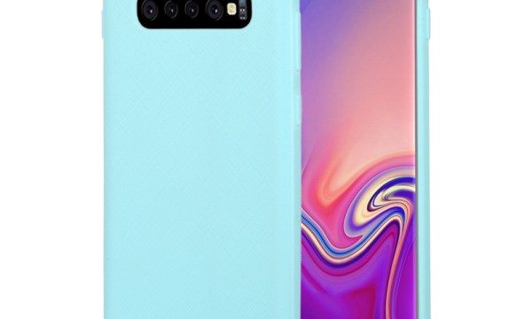 Style Lux Cover Galaxy S10 Plus Sky Blue