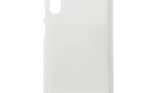 Jelly Cover for Galaxy A70 White