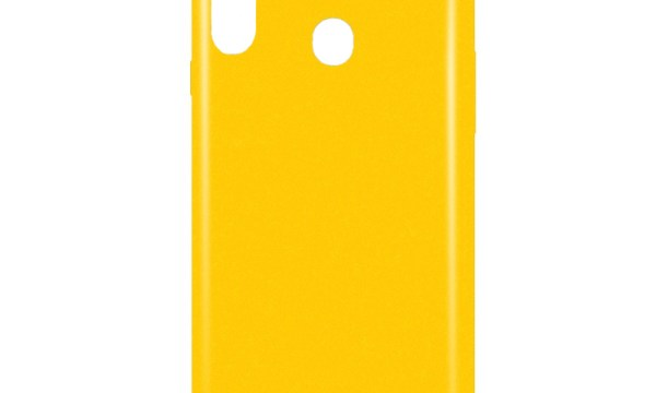 Jelly Cover Galaxy A30 Mustard
