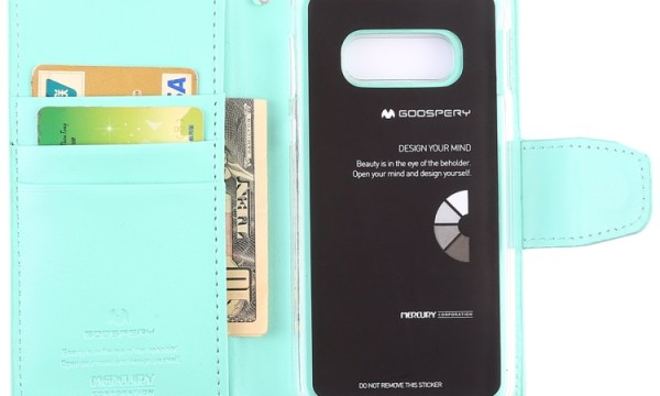 Flip Cover Wallet With Card Slots Galaxy S10