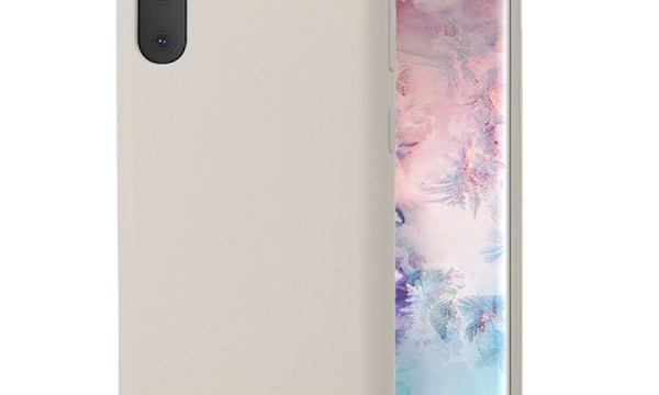 Soft Feeling Cover for Galaxy Note 10 Dusty Sand