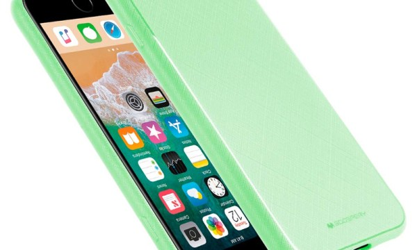 Style Lux Cover iPhone SE 2020 / 8 / 7 Green